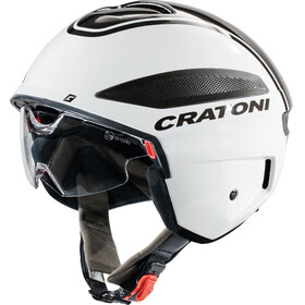 Cratoni Vigor Bike Helmet Women white